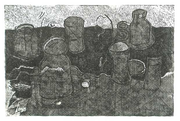 Glases (etching)